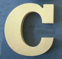 foam letters outdoor exterior wall letters With exterior foam letters