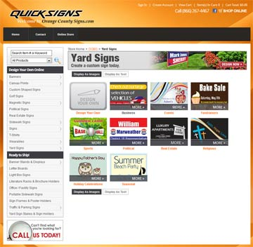 Yardsign-QS-landing-page