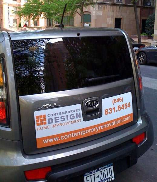 Tailgate Magneticscover Your Back End - Custom car magnets for business