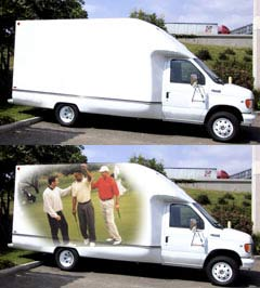 Vehicle Wrap and Vehicle Graphics: What's the difference?